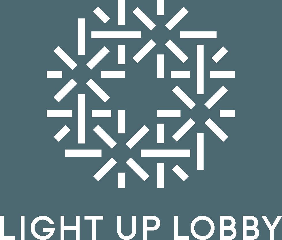Light up lobbyロゴ
